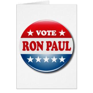 VOTO RON PAUL FELICITACION
