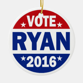 Voto Ryan 2016 Adorno De Navidad