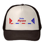 Voto Ryan Gorro De Camionero
