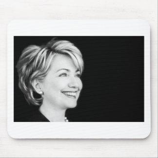 Voto sí para Hillary en 2016 Mousepads