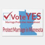 Voto sí para la enmienda de la protección de la bo