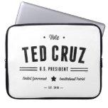 Voto Ted Cruz 2016 Mangas Computadora
