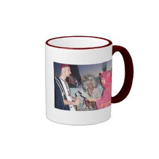 votos de boda tazas de café