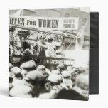 Votos para las mujeres, agosto de 1908