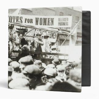 """Votos para las mujeres, agosto de 1908 carpeta 1 1/2"""""""