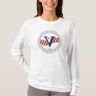 VOTUS - Vaginas de la camiseta de Estados Unidos