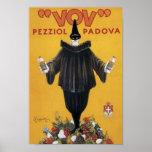 VOV Pezziol Padua Poster