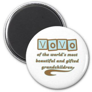 Vovo of Gifted Grandchildren Magnets