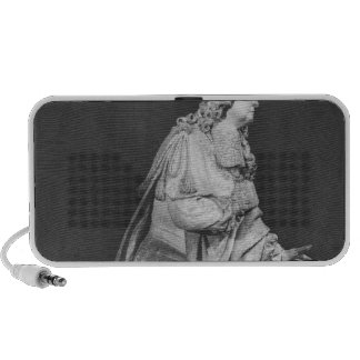 Vow of Louis XIII  detail of Louis XIV  1713-15 iPod Speakers
