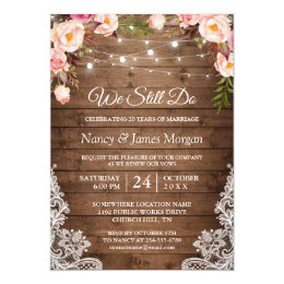 Wedding Vow Renewal Invitations staruptalentcom