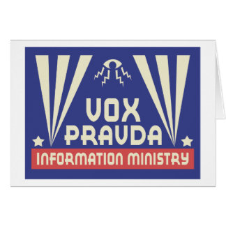 Vox Pravda Card