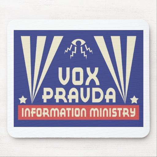 Vox Pravda Mouse Pad