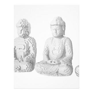 Voxel Buda Membrete