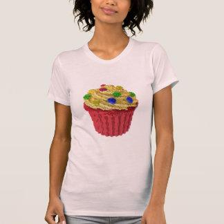 Voxel Cupcake T-Shirt