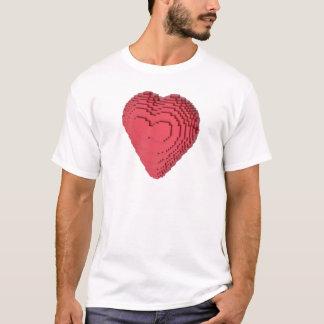 Voxel Heart T-Shirt