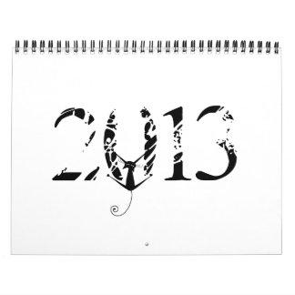 Voxkitty 2013 Custom Calendar