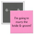¡Voy a casar la novia y al novio! Pins
