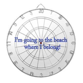 Voy a la playa