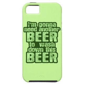 Voy a necesitar otra cerveza funda para iPhone SE/5/5s