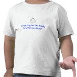 ¡Voy a ser un hermano mayor en mayo! Camisetas