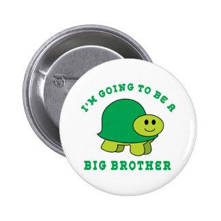 Voy a ser un hermano mayor pins