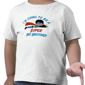 Voy a ser una camisa estupenda de hermano mayor