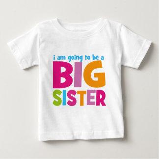 Voy a ser una hermana grande playera
