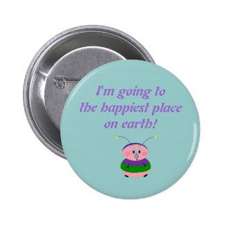 Voy al lugar más feliz en… pins