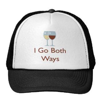 Voy ambas maneras gorra