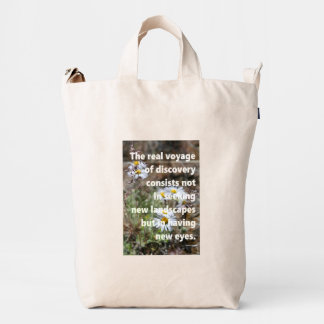 Voyage of Discovery Bag