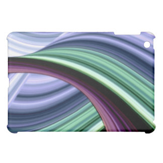 Voyage Through the Curves iPad Case