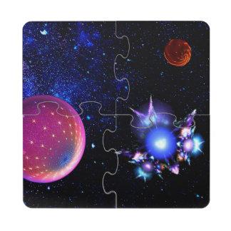 Voyage to Nzgrshdekl Puzzle Coaster