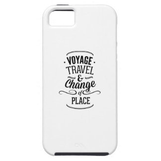 Voyage Travel & Change Of Place iPhone SE/5/5s Case