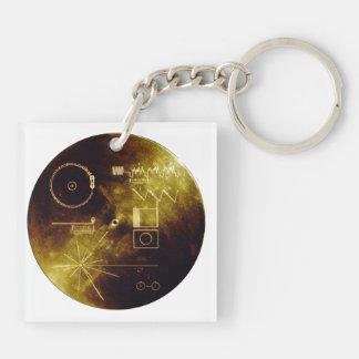 Voyager 1 & 2 keychain