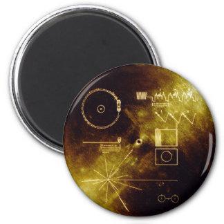 Voyager 1 & 2 magnet