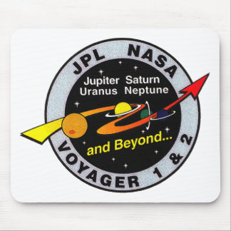 Voyager 1 & 2 mouse pad