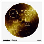 Voyager 1 & 2 wall graphics