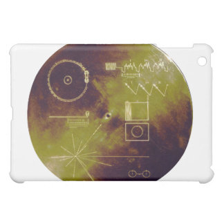 Voyager 1 and 2 Golden Record Sounds of Earth iPad Mini Covers
