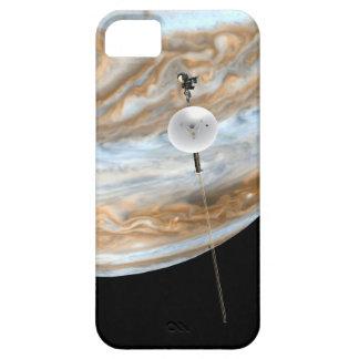 Voyager 1 visits Jupiter iPhone Cover