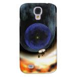 Voyager 2 spacecraft galaxy s4 cover