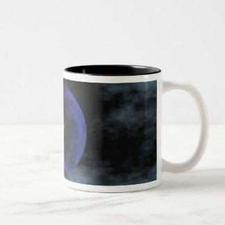 Voyager 2 spacecraft coffee mugs