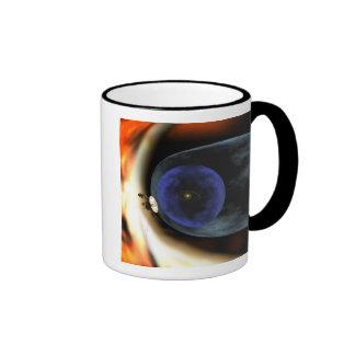 Voyager 2 spacecraft mugs