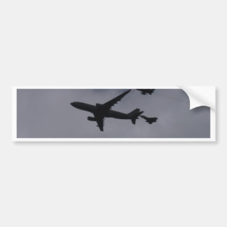 Voyager and Typhoons Bumper Sticker
