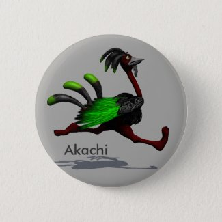 Voyager Mascot Button Collection - Akachi