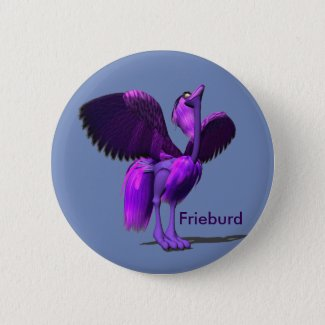 Voyager Mascot Button Collection - Frieburd