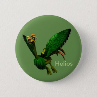 Voyager Mascot Button Collection - Helios