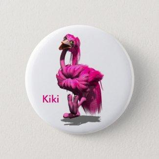 Voyager Mascot Button Collection - Kiki