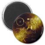Voyager Message 2 Inch Round Magnet