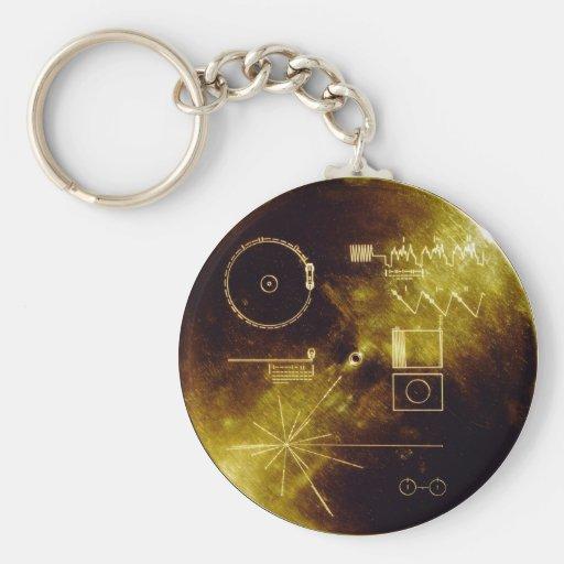 Voyager Message Keychain