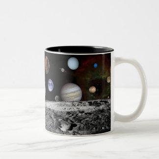 Voyager Montage Mugs